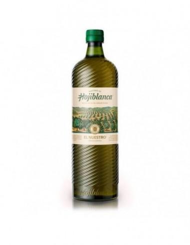 Extra virgin olive oil  Hojiblanca.1 l