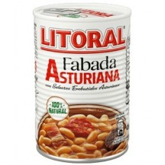 Fabada Asturiana.-El Litoral.
