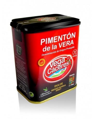 Pimentón dulce  Vega Cáceres 75 g