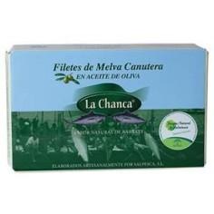 Filetes de melva Canutera...