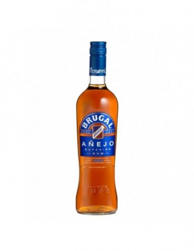 Rum Brugal Añejo.