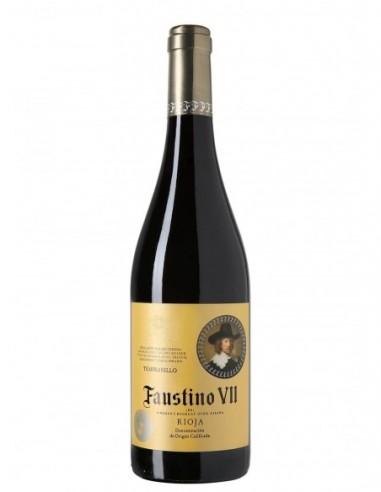 Faustino VII - Vino tinto - Rioja (D.O).