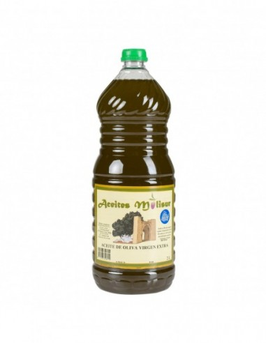 Extra virgin olive oil - Molisur. 2L PET