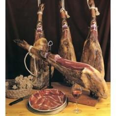 Bone-In Ibérico de cebo Ham
