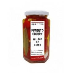 Pimiento cherry relleno de...