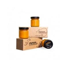 Medallas de queso joven en aceite de oliva ecológico