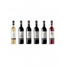 6 Bottles Schatz collection