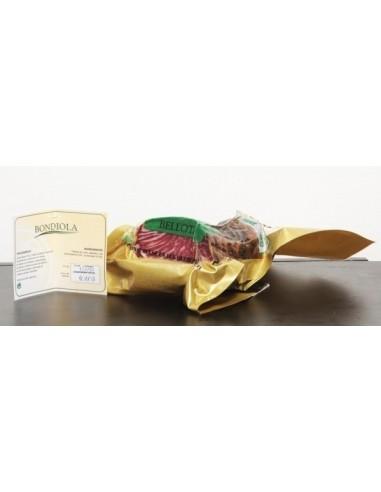 Bondiola ibérique de bellota (gland)