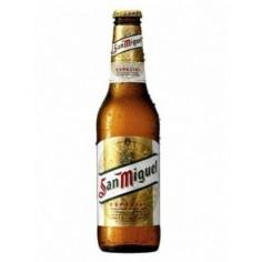 San Miguel Beer. 24 bottles...