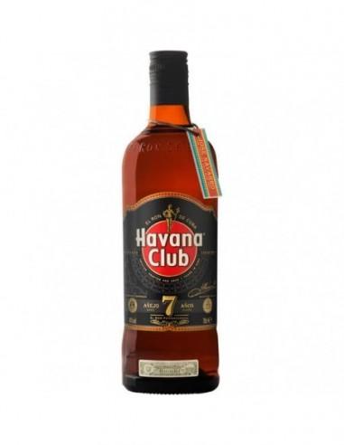 Havana Club Anejo 7 Year Old Rum