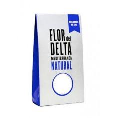 Escama de Sal.- Flor del Delta