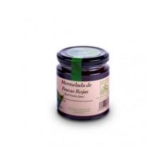Red fruit jam. Molienda Verde