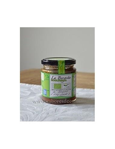 Organic Dry Fig Jam. La Borgeña 275 gr