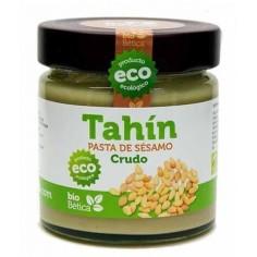 Organic raw tahini....