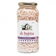 Cooked White Beans. La Pedriza