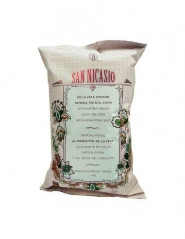 Patata frita San Nicasio al Pimentón...