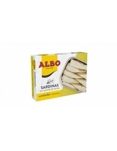 Sardinilla en aceite de oliva 105 gr....