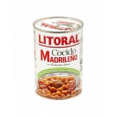 Cocido Madrileño Litoral...