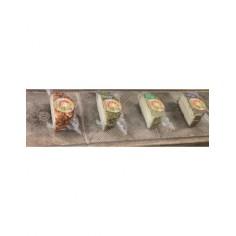 Pack nº1  4 Artisan cheeses...