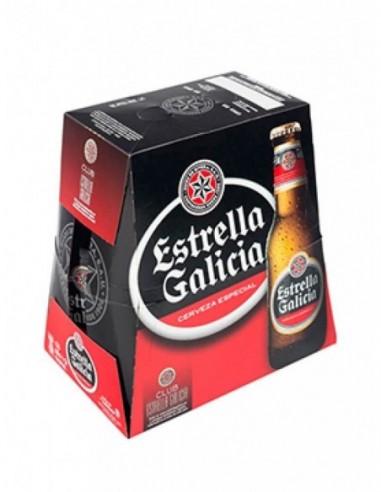 Cerveza Estrella Galicia Espercial 24...