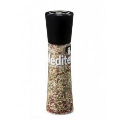 Estuche regalo. Aceite de oliva y flor de sal.Omed
