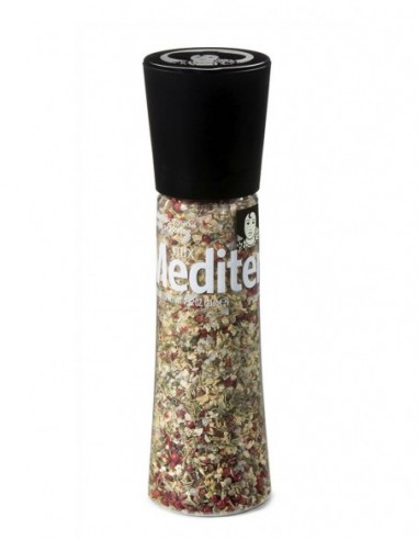 Coffret Cadeau: huile d'olive extra vierge et fleur de sel. Omed.