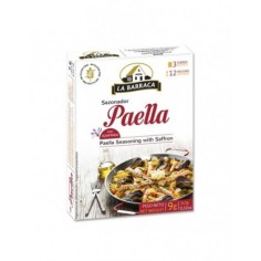 Paella seasoning La Barraca...