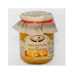 Organic mandarine marmalade.