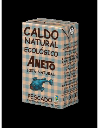 CALDO NATURAL ECOLÓGICO DE PESCADO -...