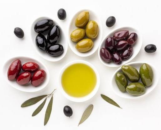 Olives & pickels